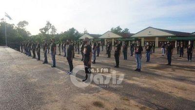 Inicia periodo del servicio militar obligatorio con menos jóvenes