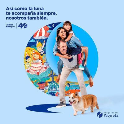 Aseguradora Yacyreta cumple 40 años protegiendo el lugar que te ilumina