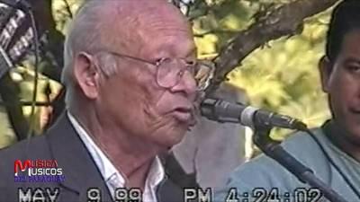 Conmemoran 95 aniversario de nacimiento Manuel Romero Villasanti – Prensa 5