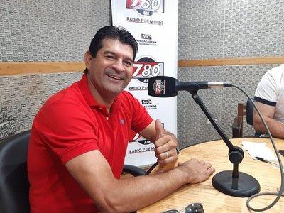 José Saturnino Cardozo y su deseo al volver a Paraguay