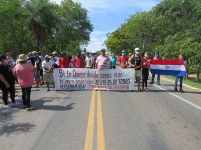 En Villa Florida piden al Mades que frene acción de arroceros en el Tebicuary