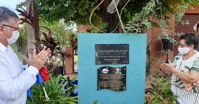 Rinden homenaje a Manuel Romero Villasanti