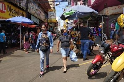 1 de cada 3 habitantes de Ciudad del Este tuvo COVID-19, afirma Salud