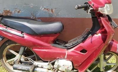 Menor de 13 años conducía un biciclo y embistió contra automóvil