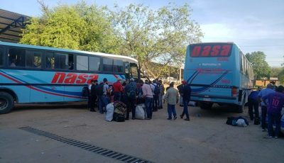 Leve aumento de la demanda en servicio de transporte público del Chaco