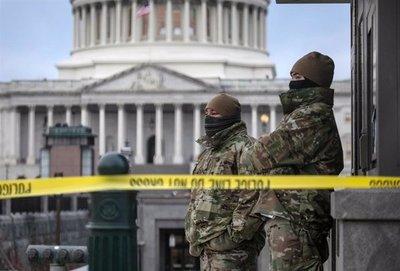 Estado de emergencia en Washington hasta la asunción de Biden