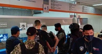 La Nación / En el 2020 el Comando Tripartito expulsó a 24 brasileños detenidos en Paraguay