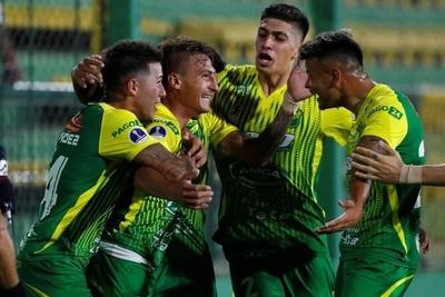 Para Uno recibe la primera semifinal de la Sudamericana