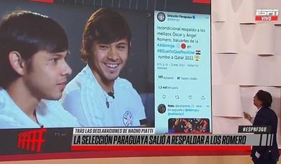 Se burlan del mensaje de la Albirroja en la TV argentina