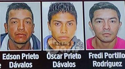 Miembros del PCC abatidos por la policía en Ponta Porã son todos de nacionalidad paraguaya