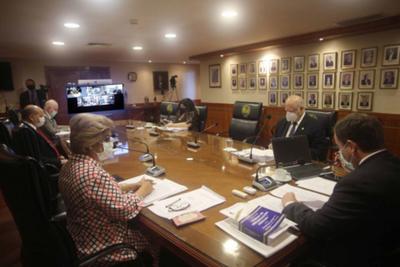 Suspenden plazos procesales en el Poder Judicial