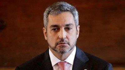 """Hugo Richer: """"Mario Abdo hace mucho debió ser sometido a juicio político"""""""
