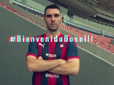 Cerro Porteño anuncia oficialmente a Mauro Boselli