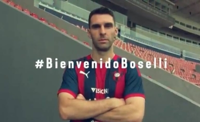 HOY / Cerro Porteño hace oficial la llegada de su nuevo goleador