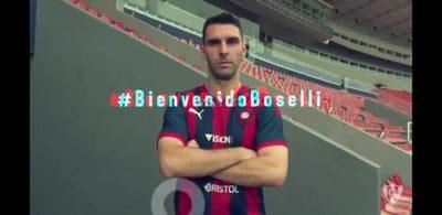 Cerro Porteño presenta a Mauro Boselli