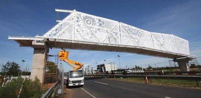 Ingeniero denunció que el puente de Ñandutí tuvo una licitación direccionada