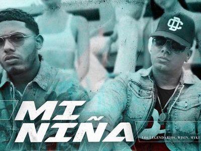 Mi Niña, sencillo del nuevo disco de Wisin, encabeza listas Billboard