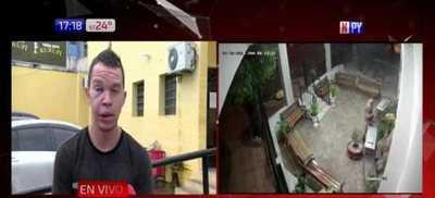Detienen a joven acusado de sacrilegio en Ñemby