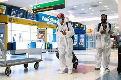 EEUU pedirá test negativo de COVID-19 para ingresar en el país