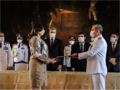 Sitio histórico de Vapor Cué es entregado a la Armada Nacional