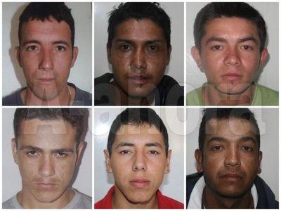 Siete de los ocho presuntos miembros del PCC abatidos ayer, plenamente identificados y son paraguayos