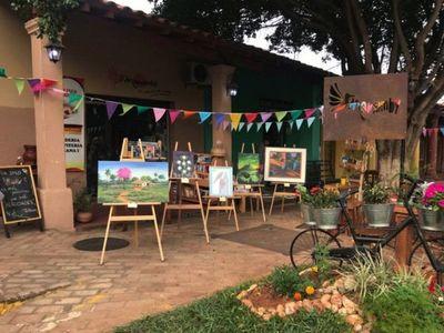 Mainumby:  El entretenimiento y la    cultura    con sabor a café, en Itauguá