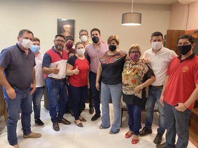 """""""Cicatriz"""" sella unidad en Villeta y no en San Lorenzo"""