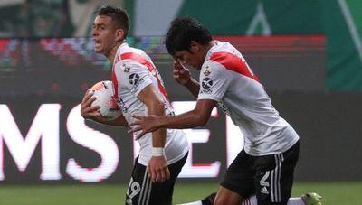 Palmeiras, finalista