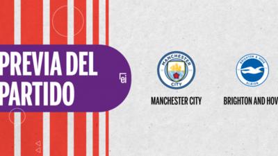Manchester City recibirá  a Brighton and Hove por la Fecha 18