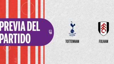 Por la Fecha 16 se enfrentarán Tottenham y Fulham