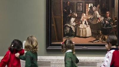 El Museo del Prado presenta su canal de Youtube para niños