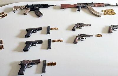 Matan en Ponta Porã a ocho paraguayos del PCC que atacaron en Pedro Juan