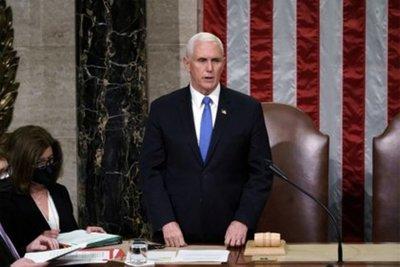 El Congreso de Estados Unidos pidió activar la destitución de Trump pese al rechazo de Pence