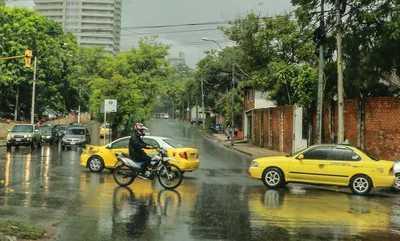 Meteorología anuncia un día cálido a caluroso con elevada probabilidad de lluvias