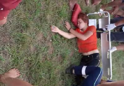 Hermanas se salvan de morir ahogadas en Puerto Obligado