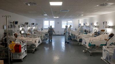 Aumenta cifra de hospitalizaciones e ingresos a UTI por Covid en los primeros días del año – Diario TNPRESS
