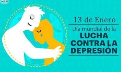 Recuerdan día mundial de la lucha contra la depresión
