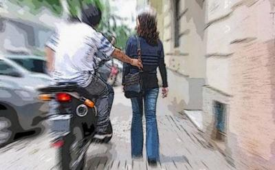Encarnación; Mujer fue víctima de motochorros – Prensa 5