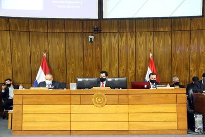 Cámara baja analizará pedido de interpelación a Villamayor