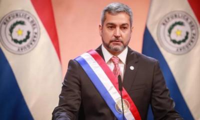 Frente Guasu pide juicio político a Mario Abdo Benítez