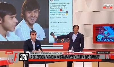 ESPN borra tuit de burla hacia el mensaje de la Albirroja