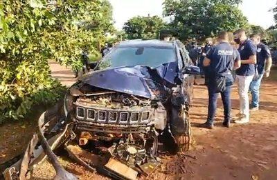 Matan a un Sub Oficial de Investigaciónes en el barrio Jardín Aurora de Pedro Juan Caballero – Prensa 5