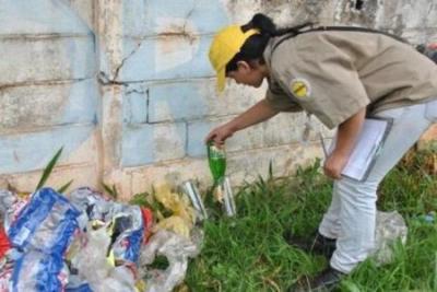 Senepa insta a la ciudadania limpiar y eliminar los criaderos de mosquitos – Prensa 5