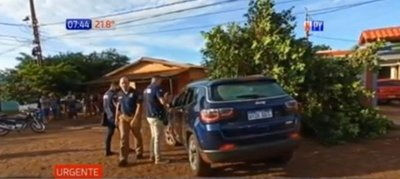 Sicarios asesinan a policía de Investigaciones en Pedro Juan Caballero
