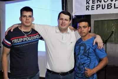 Carlos Mercado es precandidato a intendente de Minga Guazú