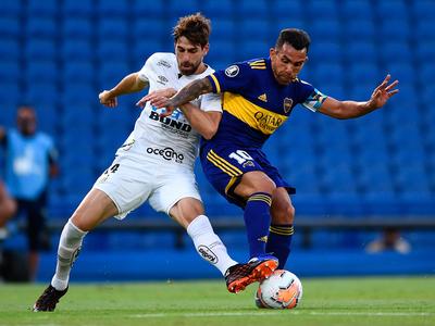 Santos y Boca definen al segundo finalista de la Libertadores