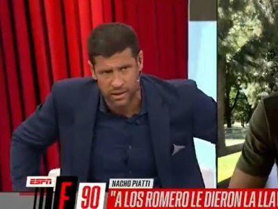 Periodista argentino incita violencia contra los Romero