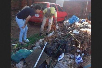 Asunción: anuncian sanciones a propietarios que no limpien sus baldíos · Radio Monumental 1080 AM