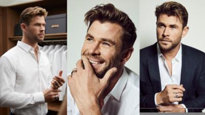 Chris Hemsworth, el nuevo rostro de Boss