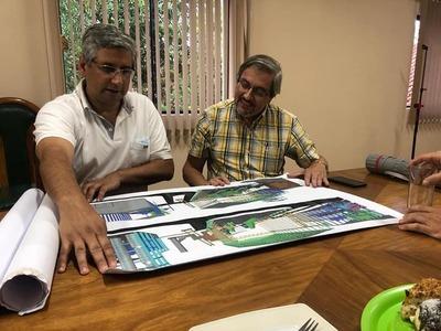 Importantes obras e industrias en el departamento de Guairá